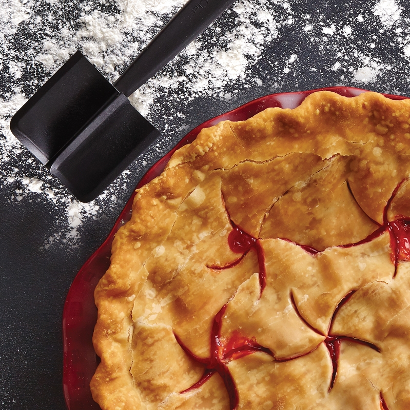 Impress with your pie crust patterns.